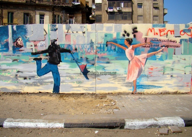 Revolutionary dancing