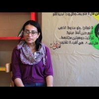 """Words of Women from the Egyptian Revolution"" - Interview with Maheinour El Massry"