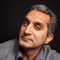 Interview with comedian Bassem Youssef